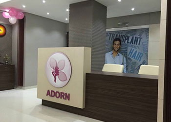 Adorn hair transplant clinic India